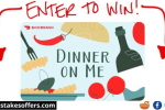 ProLabs Dinners on Us Sweepstakes