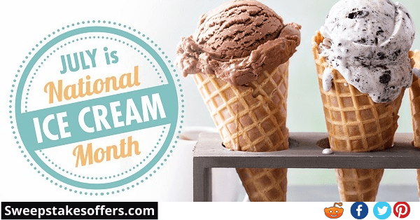 Prairie Farms Dairy National Ice Cream Month Sweepstakes