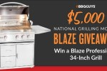 BBQGuys National Grilling Month Giveaway
