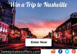 Visit Music City Shop Giveaway