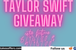 NineteenMagazine Taylor Swift Sweepstakes