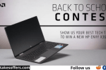ASUS Back to School Contest