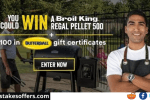 Butterball Broil King BBQ Contest