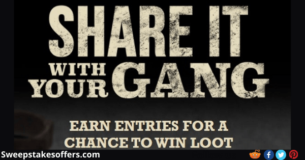 19 Crimes Sweepstakes and Instant Win Game