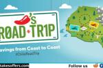 Chilis Road Trip Contest
