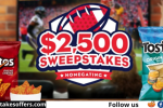 Tasty Rewards Homegating Sweepstakes