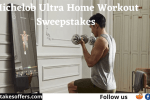 Michelob Ultra Home Workout Sweepstakes