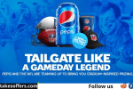 Pepsi Take it to the House Instant Win Game