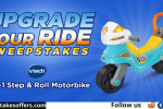 VTech Upgrade Your Ride Sweepstakes