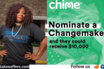 Chime Nominate Changemakers Contest