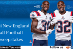 Pepsi New England Fall Football Sweepstakes