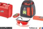 Bob Vila $3500 Ultimate Fall Project Laser Giveaway