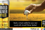 Arnold Palmer Spiked Virtual Caddie Instant Win Game
