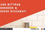Mark Bittman Cookbook Giveaway