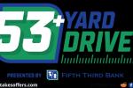 FifthThirdBank 53 Yard Drive Sweepstakes