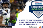 American Family Insurance Touchdown House Sweepstakes