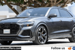 Omaze Audi RS Q8 Car Sweepstakes