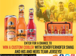 Schofferhofer Kick Off Happiness Sweepstakes
