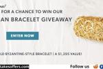 Ross Simons Italian Bracelet Giveaway