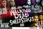 AMC We Are TWD Sweepstakes