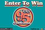 95 Years of Opry Sweepstakes