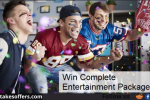 Cutwater Entertaining Made Easy Sweepstakes