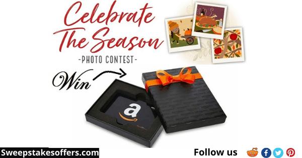 Celebrate The Season Photo Contest