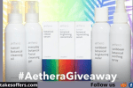 Lushli Aethera Beauty Product Giveaway