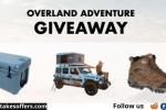 Nomadik OverlandNomadik Overland Adventure Giveaway Adventure Giveaway