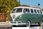 Omaze Zelectric 1966 VW Bus Sweepstakes