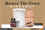 All Things Barbecue Master the Kitchen Giveaway