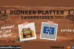 INSP Thanksgiving Pioneer Platter Sweepstakes