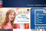 Rite Aid Online Store Survey