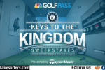 GolfPass The Kingdom Sweepstakes