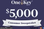 OneKey MLS $5000 Consumer Sweepstakes