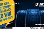 National Tire & Battery Street Smarts Sweepstakes