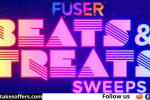 Dippin Fuser Beats & Treats Sweepstakes