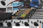 Kistler Rods Custom Fishing Rod Bundle Giveaway