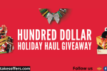 Half Price Books Hundred Dollar Holiday Haul Giveaway