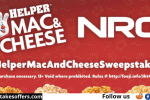 Hamburger Helper Instant Win Sweepstakes