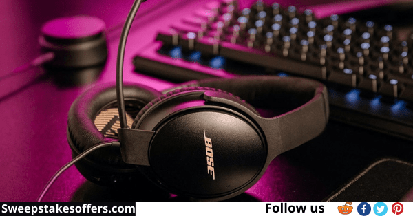 IGN Bose Gaming Headset Sweepstakes
