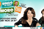 UPTV Gilmore Girls The Merrier Watch and Win Giveaway