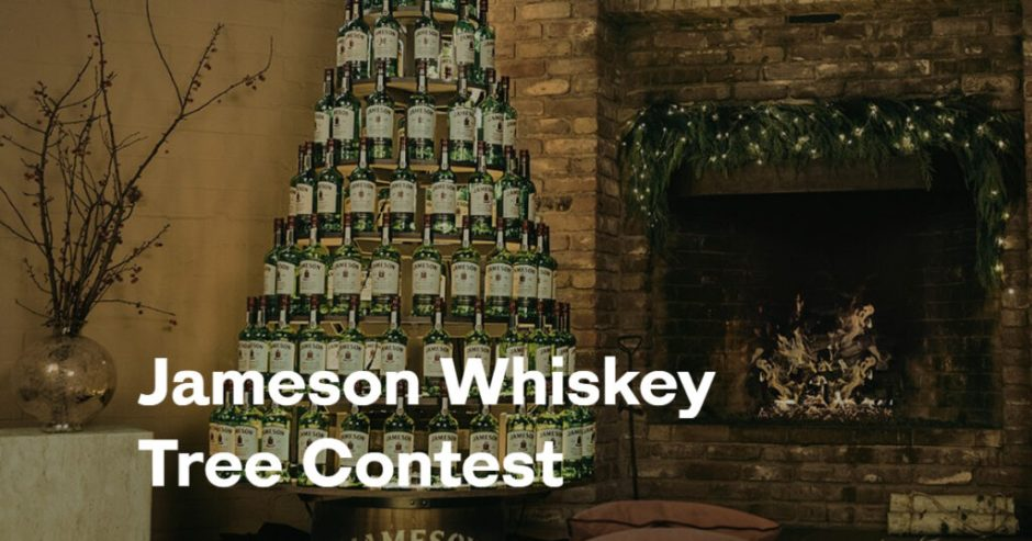 Jameson Whiskey Tree Contest