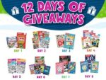 Highlights 12 Days of Giveaways