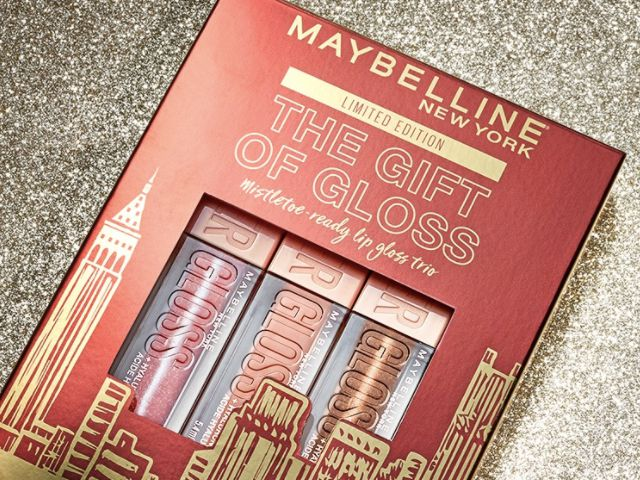 Maybelline Holiday Winter Glam Giveaway