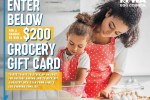 Iowa Egg Council Grocery Gift Card Sweepstakes