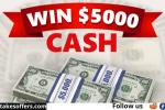 HomeRun Inn Pizza $5000 Cash Giveaway