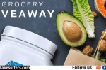 Muscletech Free Grocery Giveaway