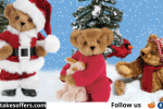 BEARy Merry Christmas Giveaway