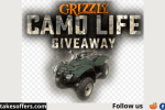 Grizzly Camo Life Giveaway